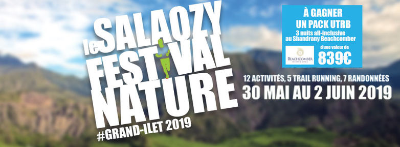 Le Salaozy Festival Nature du 30 mai au 2 juin