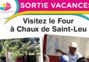 TCO – Visitez le Four à Chaux Pierre Méralikan à Saint-Leu