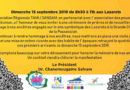 Hommage aux engagés de la Réunion au Lazaret de la Grande-Chaloupe