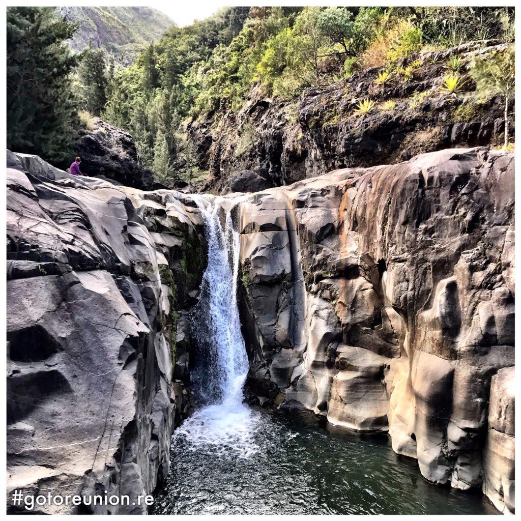Bassin et cascades Fouquet - Cilaos