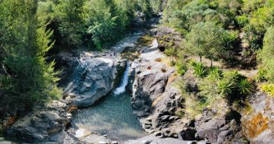 Cilaos - Bassin et cascade Fouquet